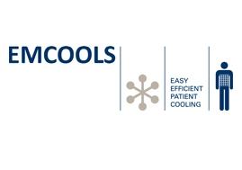EMCOOLS Dispositivos de Contacto Superficial No Invasivo para Hipotermia y Normotermia Terapéutica.