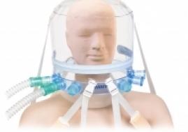 DIMAR - Dispositivos para Cpap y Ventilación Mecánica No Invasiva. Helmets, Mascaras Full Face, sistemas de Venturi y Mascaras de CPAP